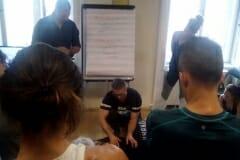 25NMPT instruktori képzés Budapest, 2018.10.27-30