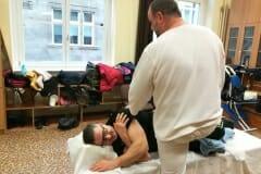 2020.02.22-23. SI terápia képzés, Budapest