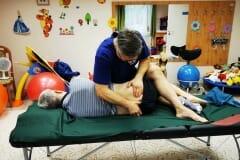 S.I-terápiás és ízületi kimozgatásos nap Füzesgyarmaton