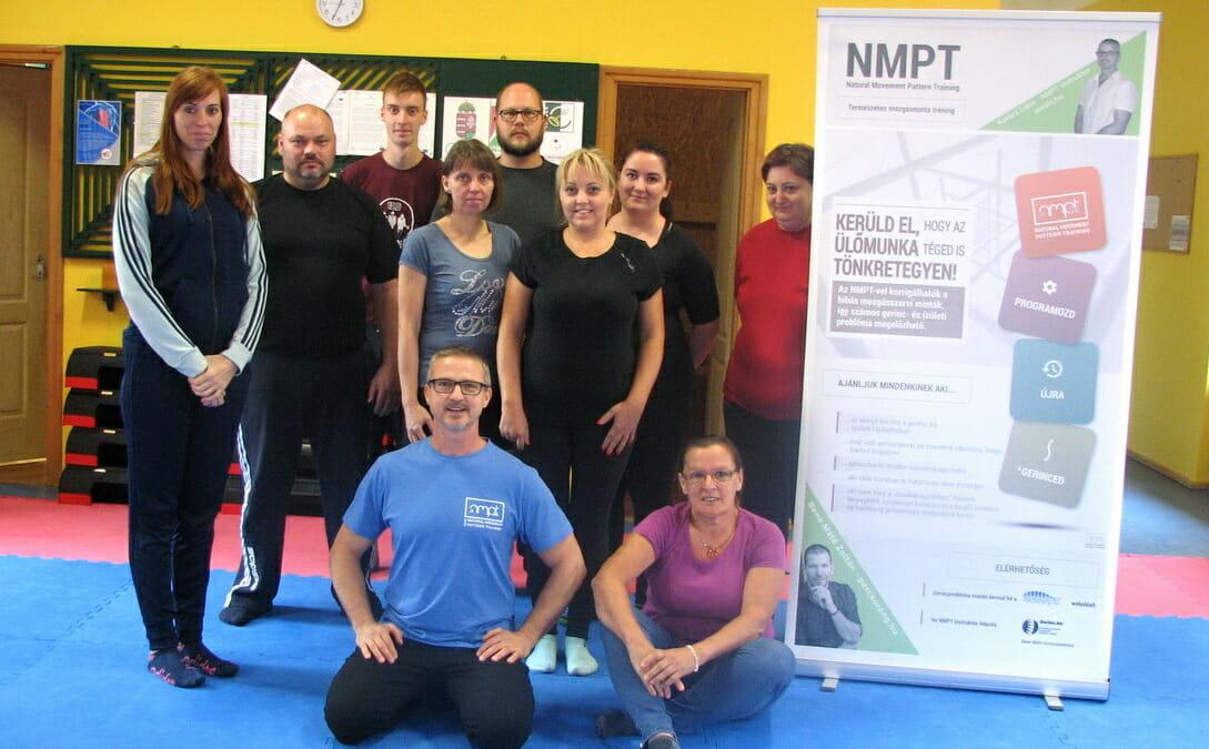 NMPT – Gerinc szeminárium 2018.09.29.