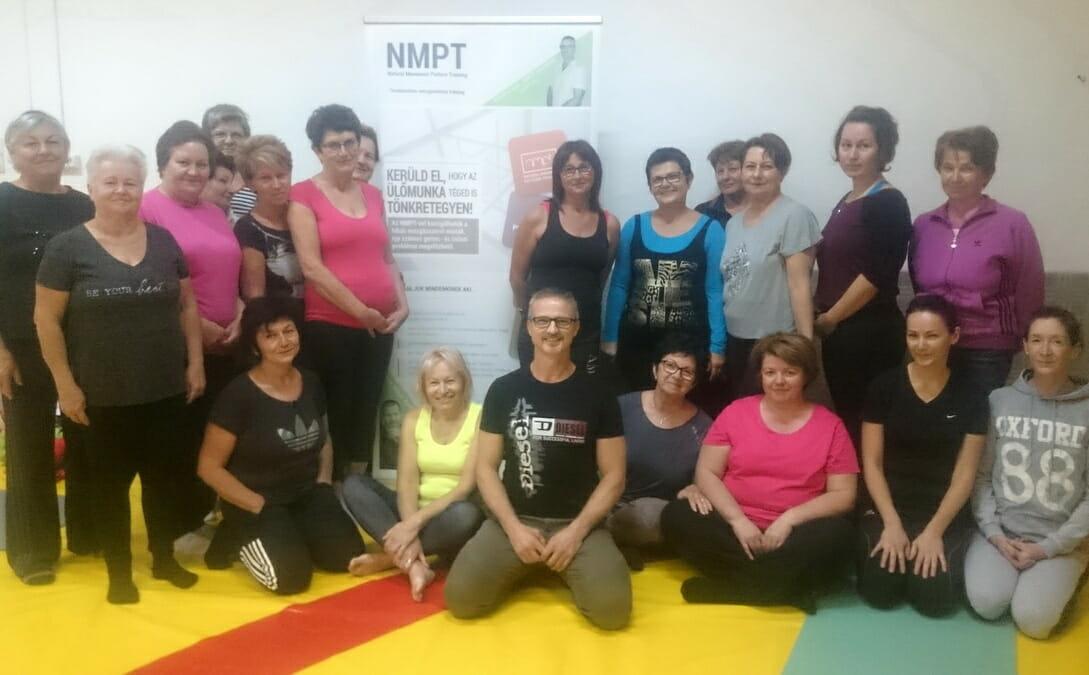 NMPT ismertető Dévaványán
