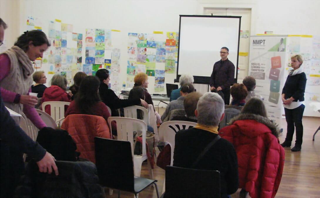 NMPT előadás Békéscsaba, CSEÖH